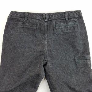 Duluth Trading Co Darkwash Denim Jeans Pants